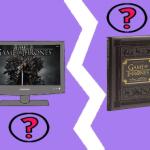 Games OF Thrones a Série que abandonou seu autor