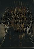 A batalha pelo trono de Westeros