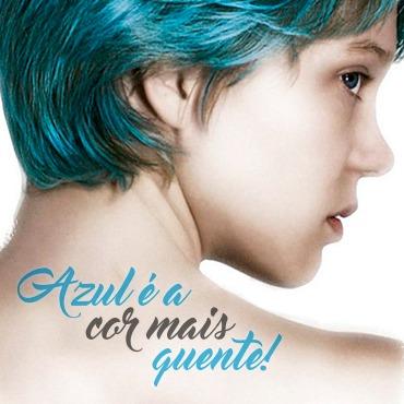 Azul é a cor mais Quente!